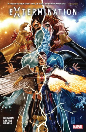 EXTERMINATION GRAPHIC NOVEL