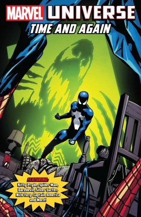 MARVEL UNIVERSE TIME AND AGAIN GRAPHIC NOVEL