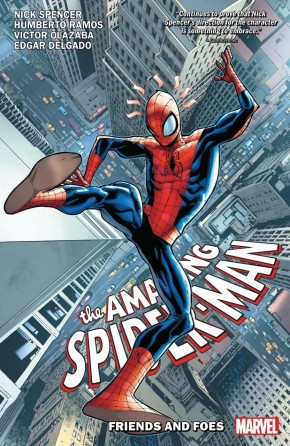 AMAZING SPIDER-MAN BY NICK SPENCER VOLUME 2 GRAPHIC NOVEL