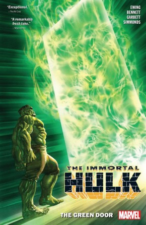 IMMORTAL HULK VOLUME 2 THE GREEN DOOR GRAPHIC NOVEL
