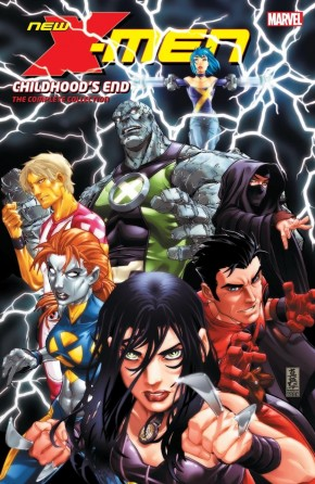 NEW X-MEN CHILDHOODS END THE COMPLETE COLLECTION GRAPHIC NOVEL