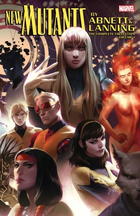 NEW MUTANTS BY ABNETT AND LANNING THE COMPLETE COLLECTION VOLUME 1 GRAPHIC NOVEL