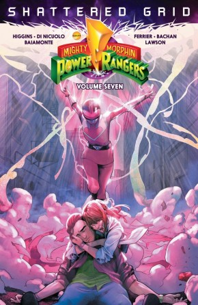 MIGHTY MORPHIN POWER RANGERS VOLUME 7 GRAPHIC NOVEL