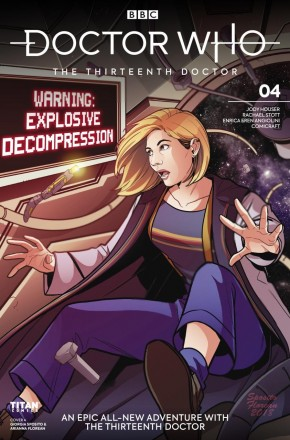 DOCTOR WHO 13TH DOCTOR #4
