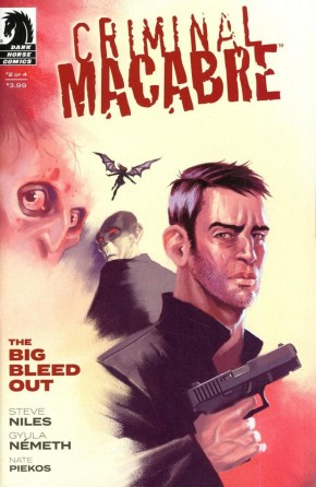 CRIMINAL MACABRE THE BIG BLEED OUT #2