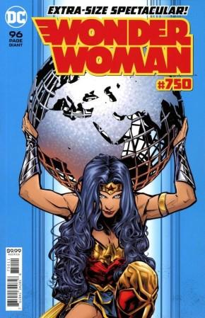 WONDER WOMAN #750 (2016 SERIES)