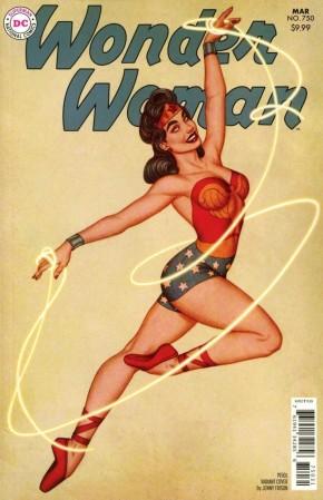 WONDER WOMAN #750 (2016 SERIES) 1950S VARIANT