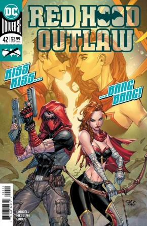 RED HOOD OUTLAW #42 (2016 SERIES)