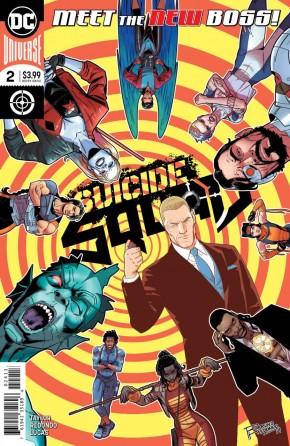 SUICIDE SQUAD #2 (2019 SERIES)