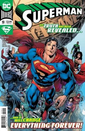 SUPERMAN #19 (2018 SERIES)