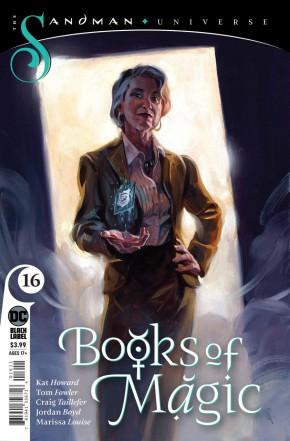 BOOKS OF MAGIC #16 (2018 SERIES)