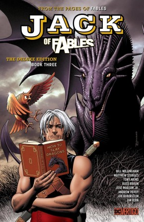 JACK OF FABLES BOOK 3 DELUXE HARDCOVER