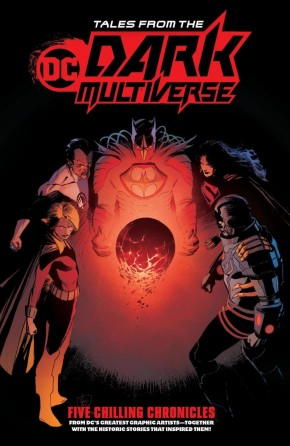 TALES FROM THE DARK MULTIVERSE GRAPHIC NOVEL