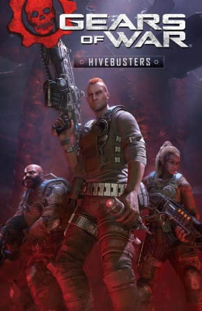 GEARS OF WAR HIVEBUSTERS GRAPHIC NOVEL
