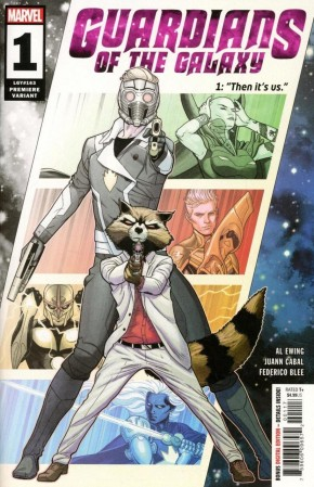 GUARDIANS OF THE GALAXY #1 (2020 SERIES) CABAL PREMIERE VARIANT