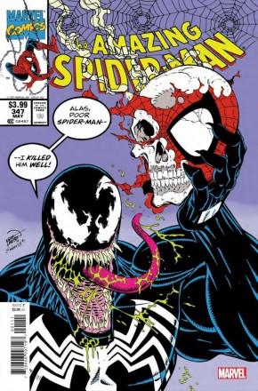 AMAZING SPIDER-MAN #347 FACSIMILE EDITION