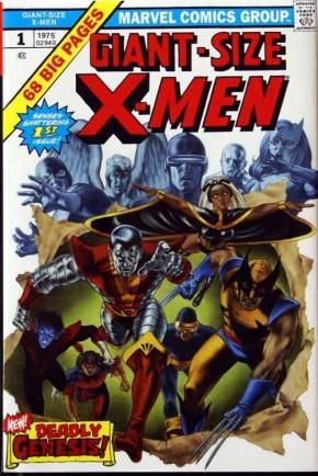 UNCANNY X-MEN OMNIBUS VOLUME 1 DM VARIANT WATSON HARDCOVER