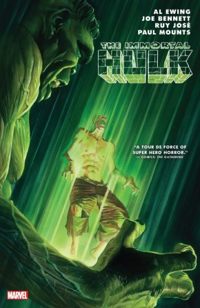 IMMORTAL HULK VOLUME 2 HARDCOVER