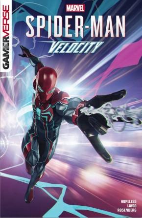 SPIDER-MAN VELOCITY GRAPHIC NOVEL
