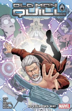 OLD MAN QUILL VOLUME 2 GO YOUR OWN WAY GRAPHIC NOVEL