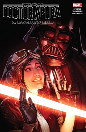 STAR WARS DOCTOR APHRA VOLUME 7 ROGUES END GRAPHIC NOVEL