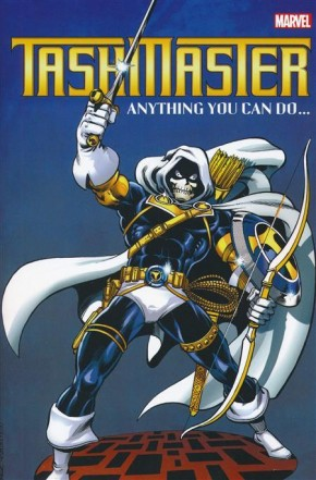 TASKMASTER ANYTHING YOU CAN DO GRAPHIC NOVEL