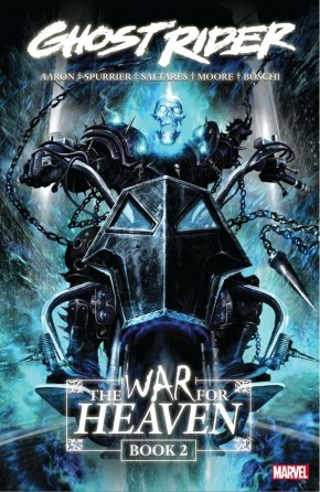 GHOST RIDER BOOK 2 THE WAR FOR HEAVEN GRAPHIC NOVEL