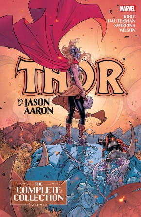 THOR BY JASON AARON THE COMPLETE COLLECTION VOLUME 2 GRAPHIC NOVEL