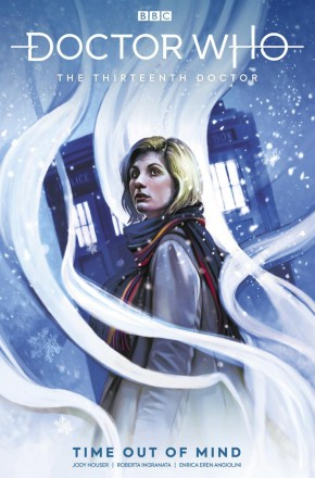 DOCTOR WHO 13TH DOCTOR TIME OUT OF MIND GRAPHIC NOVEL