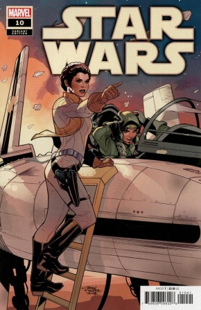 STAR WARS #10 (2020 SERIES) DODSON 1 IN 25 INCENTIVE VARIANT