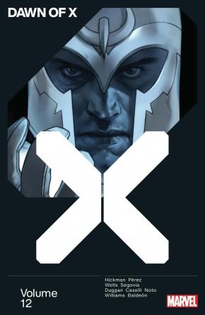 DAWN OF X VOLUME 12 GRAPHIC NOVEL