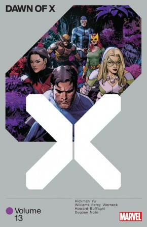 DAWN OF X VOLUME 13 GRAPHIC NOVEL