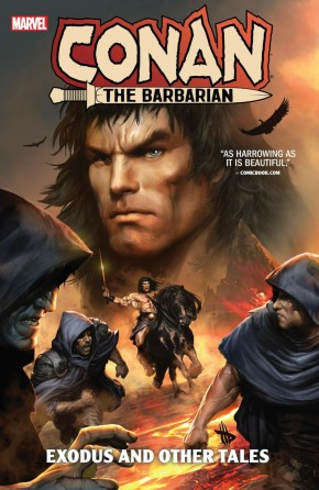 CONAN EXODUS AND OTHER TALES GRAPHIC NOVEL
