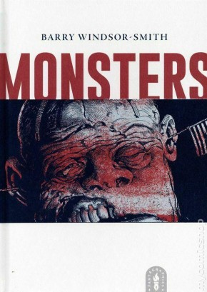 BARRY WINDSOR-SMITH MONSTERS HARDCOVER
