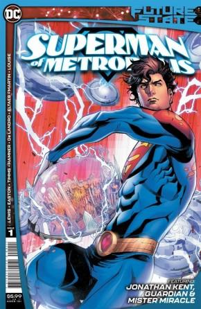 FUTURE STATE SUPERMAN OF METROPOLIS #1