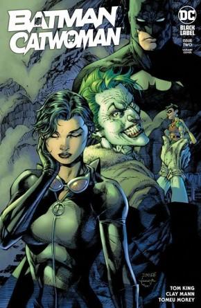 BATMAN CATWOMAN #2 (2020 SERIES) JIM LEE AND SCOTT WILLIAMS VARIANT