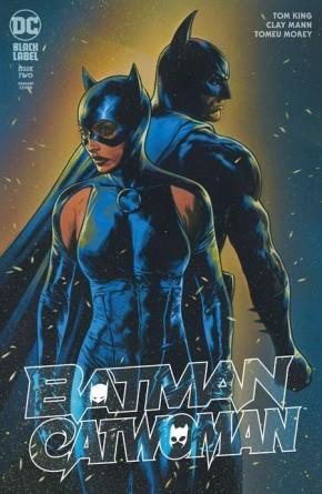 BATMAN CATWOMAN #2 (2020 SERIES) TRAVIS CHAREST VARIANT