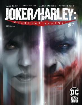 JOKER HARLEY CRIMINAL SANITY #7