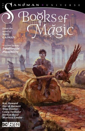 BOOKS OF MAGIC VOLUME 3 DWELLING IN POSSIBILITY GRAPHIC NOVEL