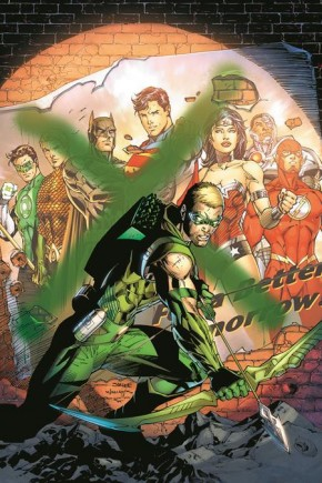 GREEN ARROW 80 YEARS OF THE EMERALD ARCHER DELUXE EDITION HARDCOVER