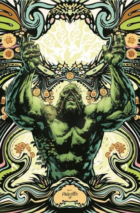 SWAMP THING THE NEW 52 OMNIBUS HARDCOVER