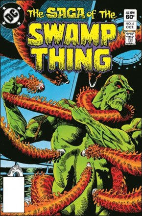 SWAMP THING THE BRONZE AGE VOLUME 3 GRAPHIC NOVEL