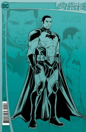 FUTURE STATE THE NEXT BATMAN #2 2ND PRINTING