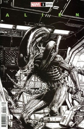 ALIEN #1 (2021 SERIES) ONE PER STORE FINCH LAUNCH PARTY VARIANT