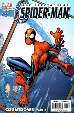 SPECTACULAR SPIDER-MAN #8 (2003 SERIES)