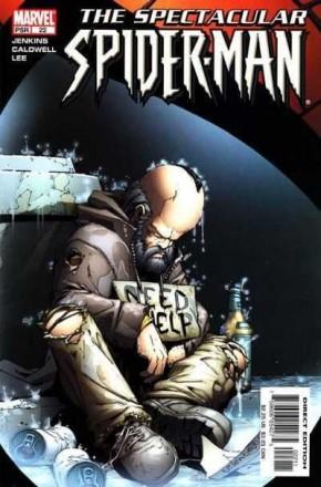 SPECTACULAR SPIDER-MAN #22 (2003 SERIES)