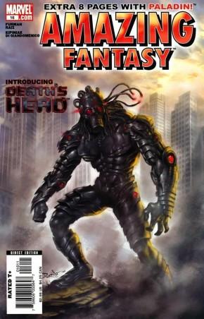 AMAZING FANTASY #16 (2004-2006 SERIES)