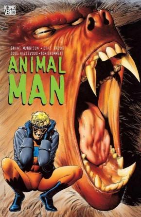 ANIMAL MAN VOLUME 1 GRAPHIC NOVEL