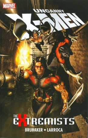 UNCANNY X-MEN EXTREMISTS GRAPHIC NOVEL