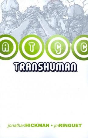 TRANSHUMAN VOLUME 1 GRAPHIC NOVEL